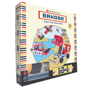 bakoba byggeklodser box art cover