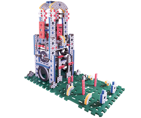 BAKOBA - konstruktionslegetøj