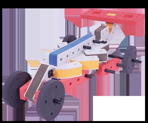 skum legetøj, kreativ legetøj racer formel 1