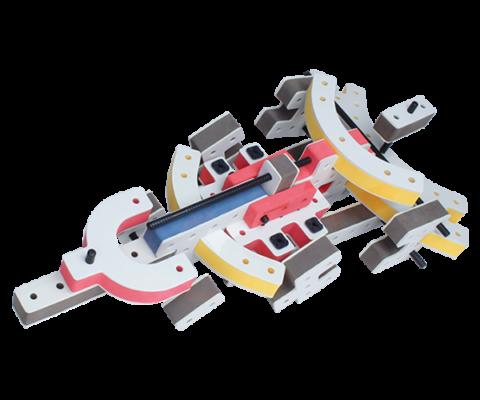 skum legetøj, avanceret bygge konstruktionslegetøj byggesæt medium rumskib