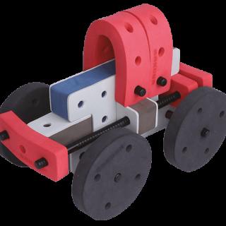 motorisk byggelgetøj