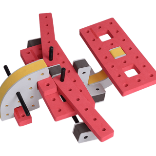 skum legetøj, kreaetiv legetøj byggesæt flyver